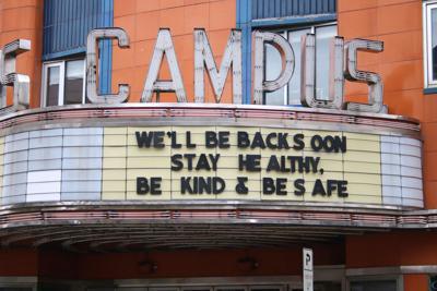 Campus Theatre receives COVID relief grant