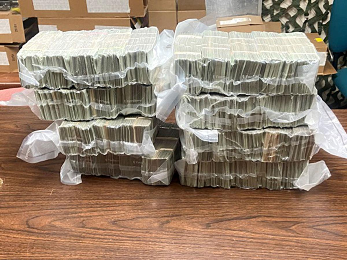 Hundreds of grams in drugs, thousands of dollars seized in Luzerne County