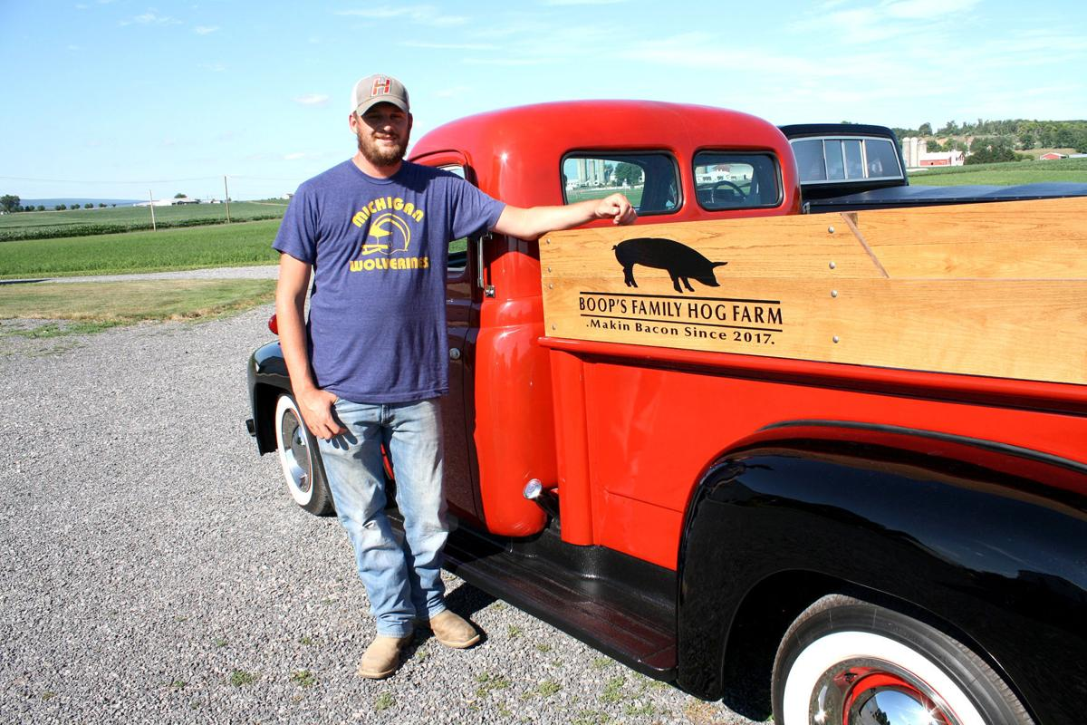 Annual Car and Truck Show an attraction of the Union County West End Fair