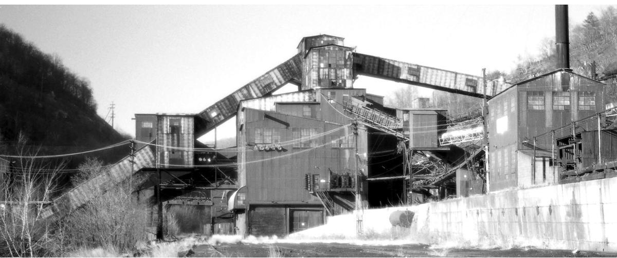 Coal region photos on display