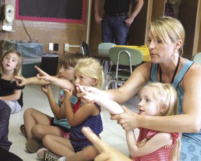 Milton provides youngsters a jumpstart