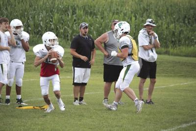 Scholastic athletes begin fall season