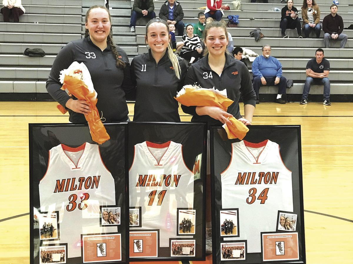 Milton seniors