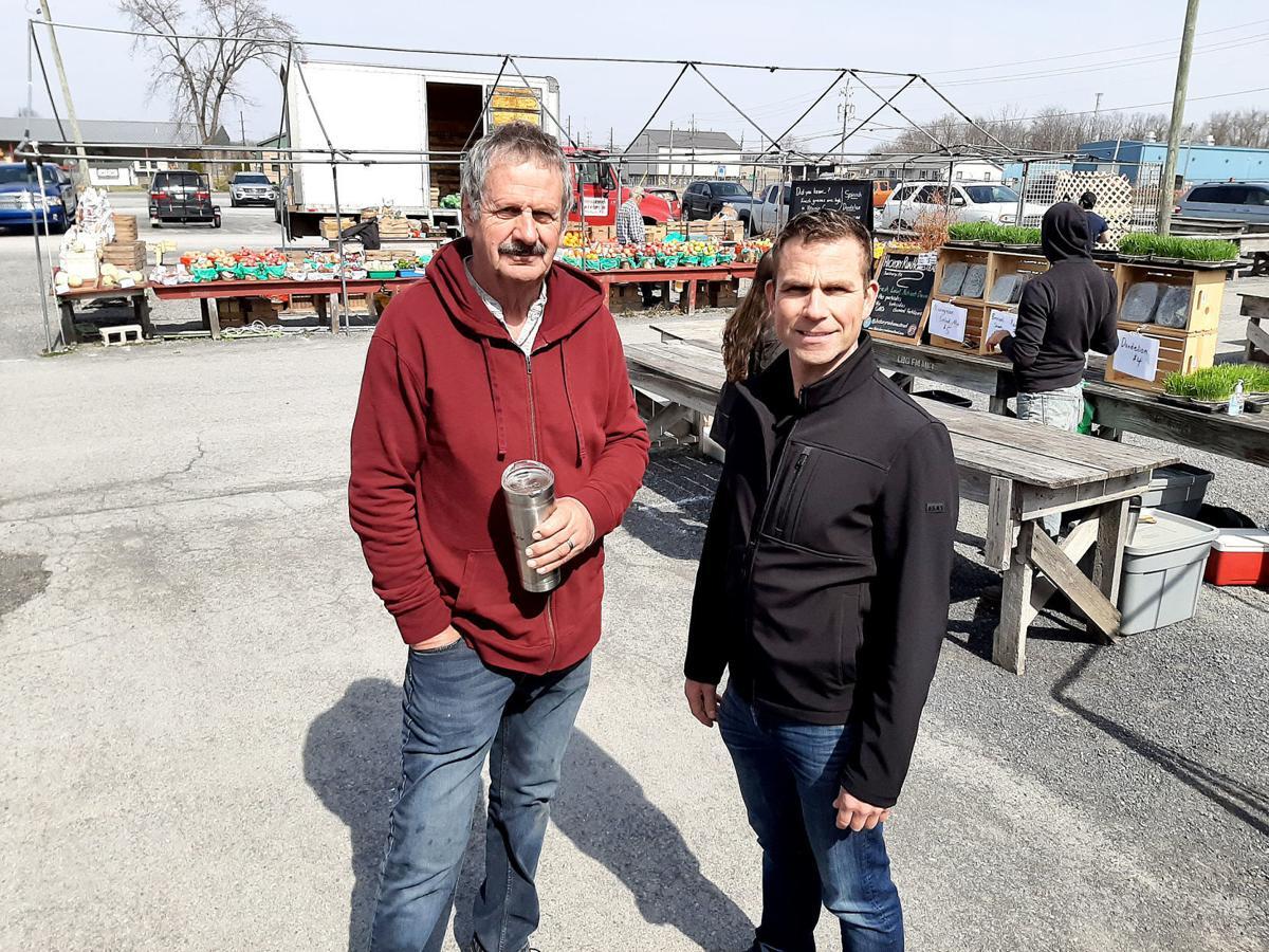 Lewisburg Farmers Market open on Wednesday