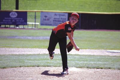 Milton tops Mifflinburg in Little League action