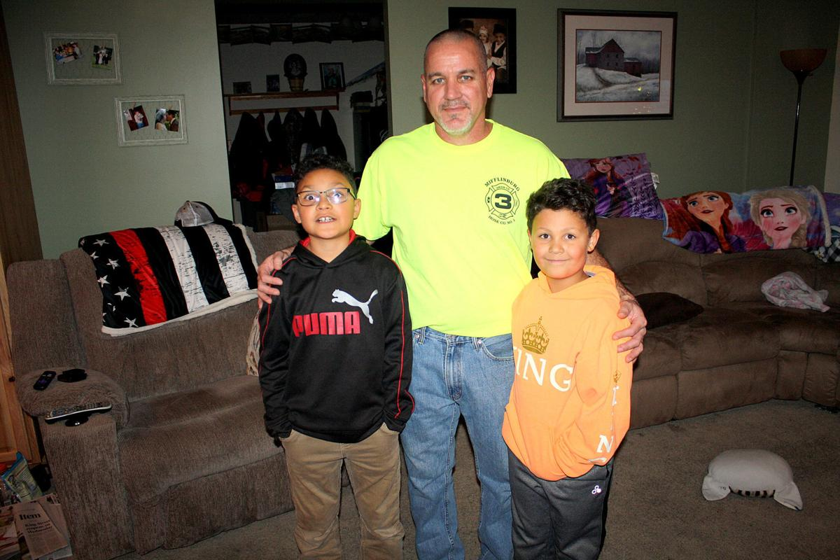 Family grows through fostering and adoption