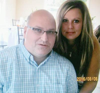 Chad Mensch and Angela Denney