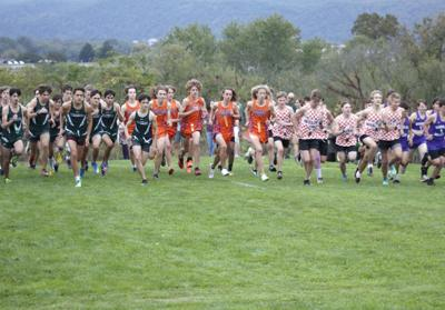 Cross Country at Danville