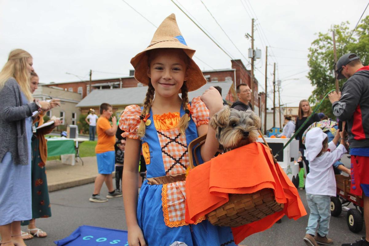 Pet parade a popular attraction