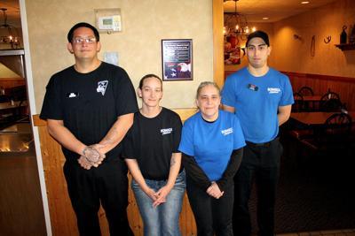 New Columbia Bonanza staff prepare Veterans Day program