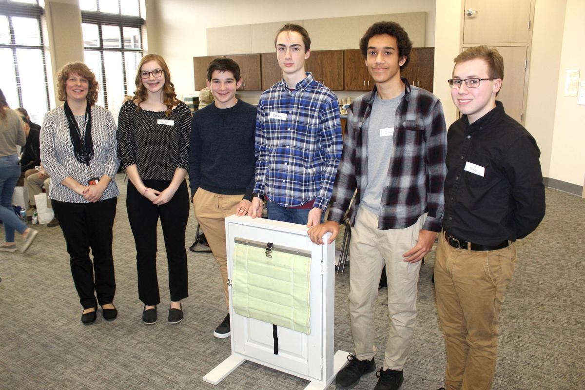 STEM students shine