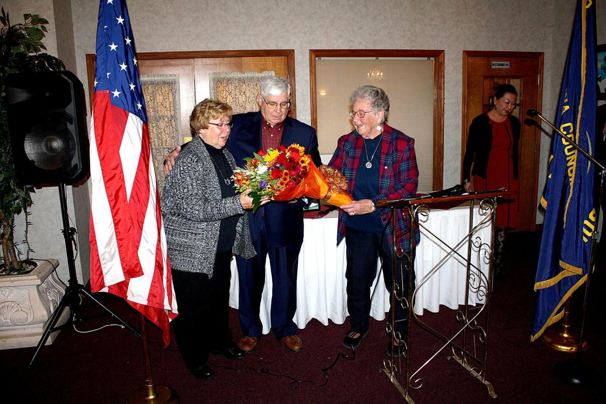 Boy Scouts honor Baylors for service