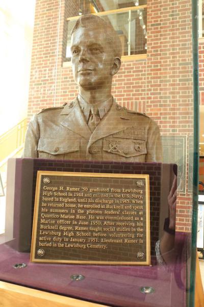 Lt. George Ramer