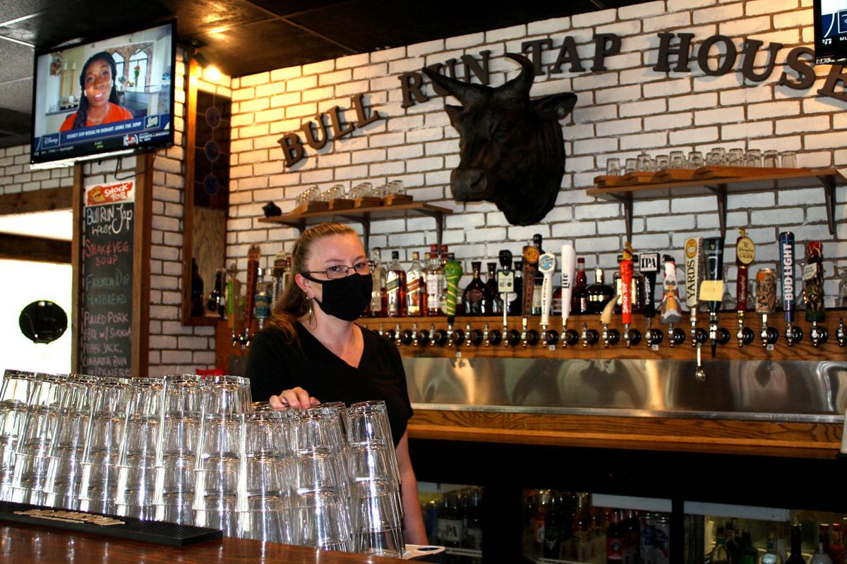 Bull Run Tap House complying with restrictions