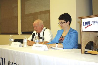 League of Women Voters hosts Candidates Night