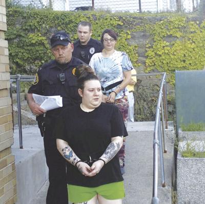 2 women charged with attempted murder, arson