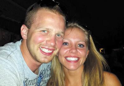 Tyler Watson and Sarah Swope