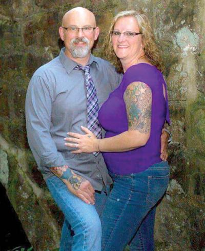 Stanley Beck Jr. and Ashley Maures