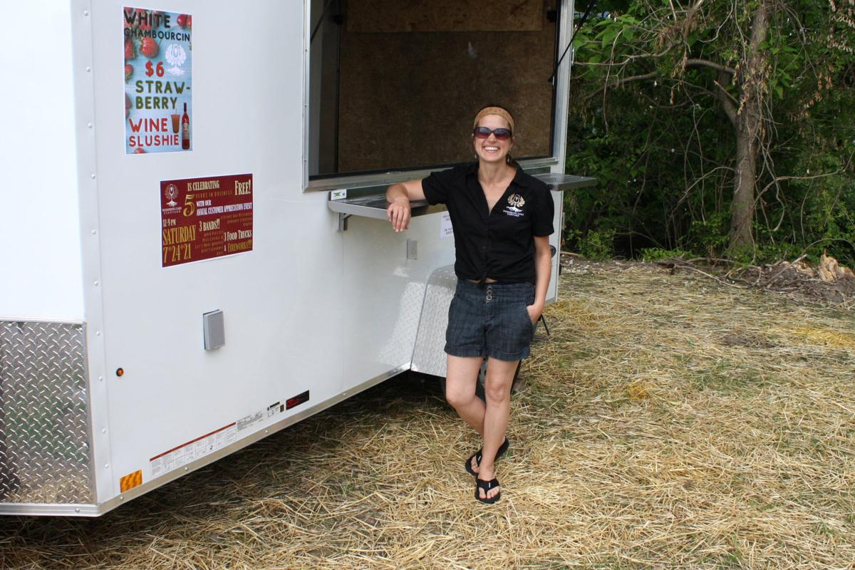Vineyard to offer wine slushies at outdoor area