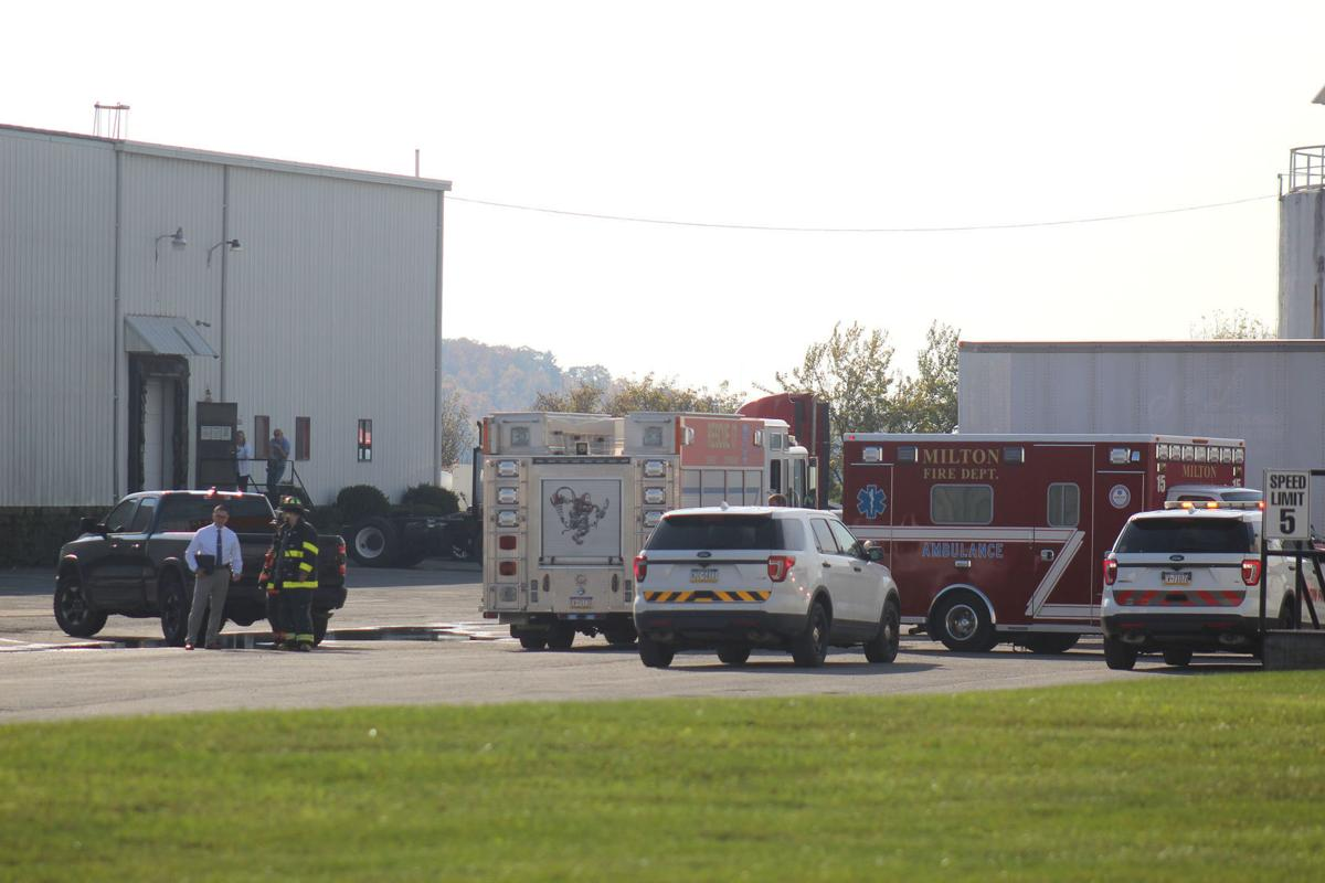 Coroner called to Turbot Township warehouse facility