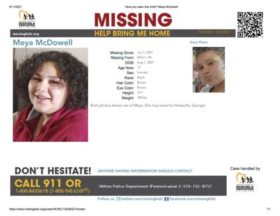 Police searching for missing foster children