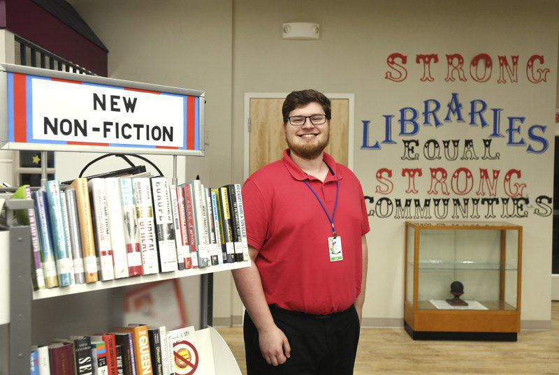 County library hires new marketing coordinator