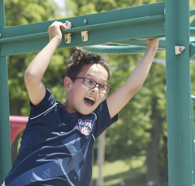 Lake Shore Park to get $40,000 in new playground equipment