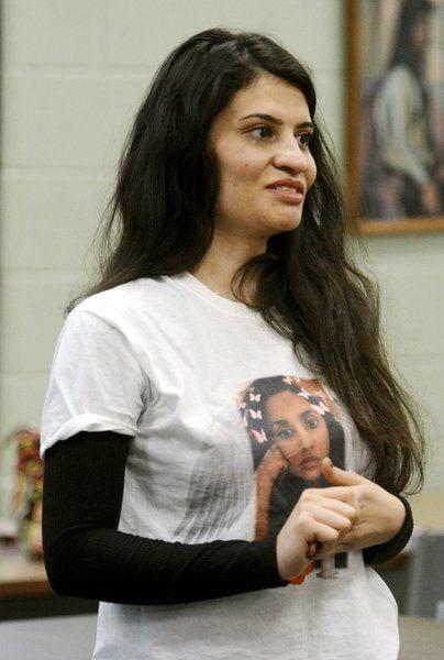 Sister of murdered Ashtabula mother arrives from Turkey, seeks custody of nephew
