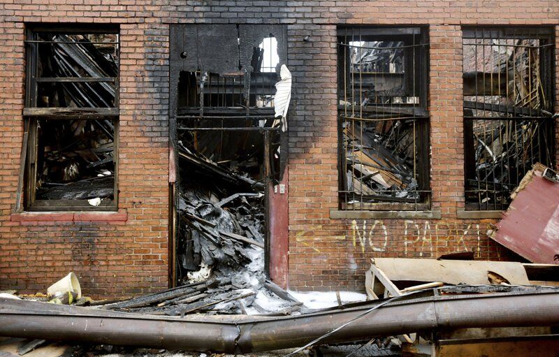 Cause of Main Avenue fire under investigation