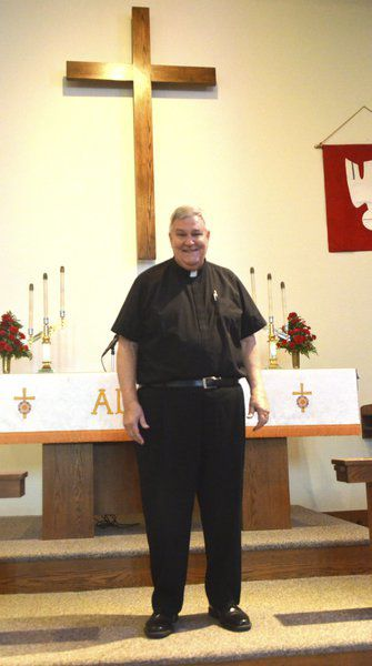 Rev. Fred Grimm retiring after 20 years