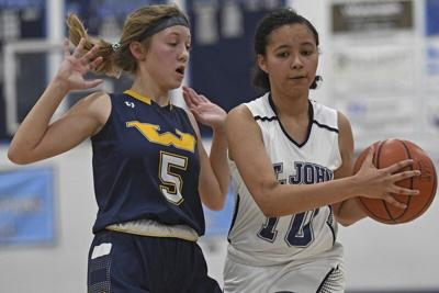 Three county players post girls basketball All-Ohio honors