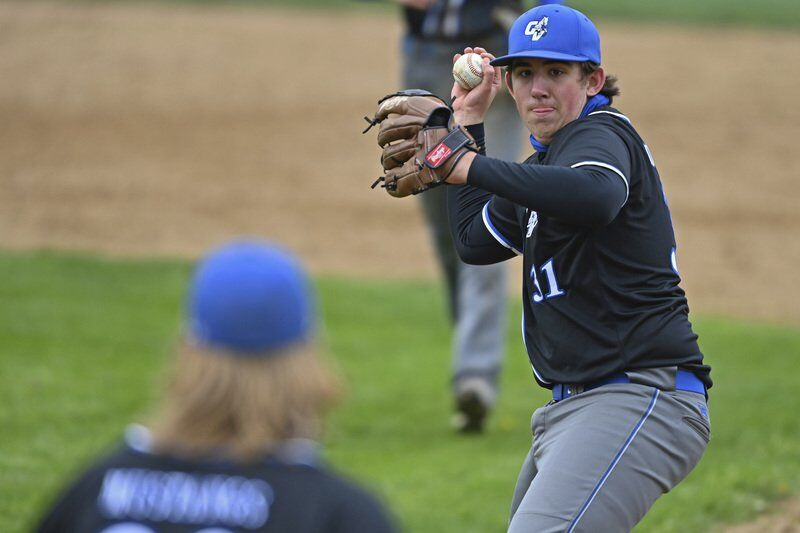 GV pitcher no hits Crestwood in 5-inning win