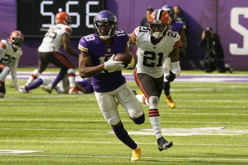 Browns shut down Vikings in Stefanski's return to Minnesota