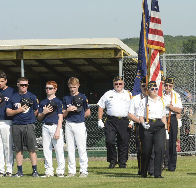Cowle Post 151 Dugout 18U team goes 2-0 to start own tourney