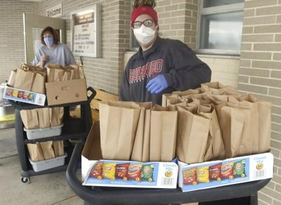 Church steps up to feed needy