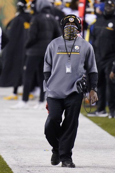 Tomlin: a lot of work ahead after Steelers' playoff flameout