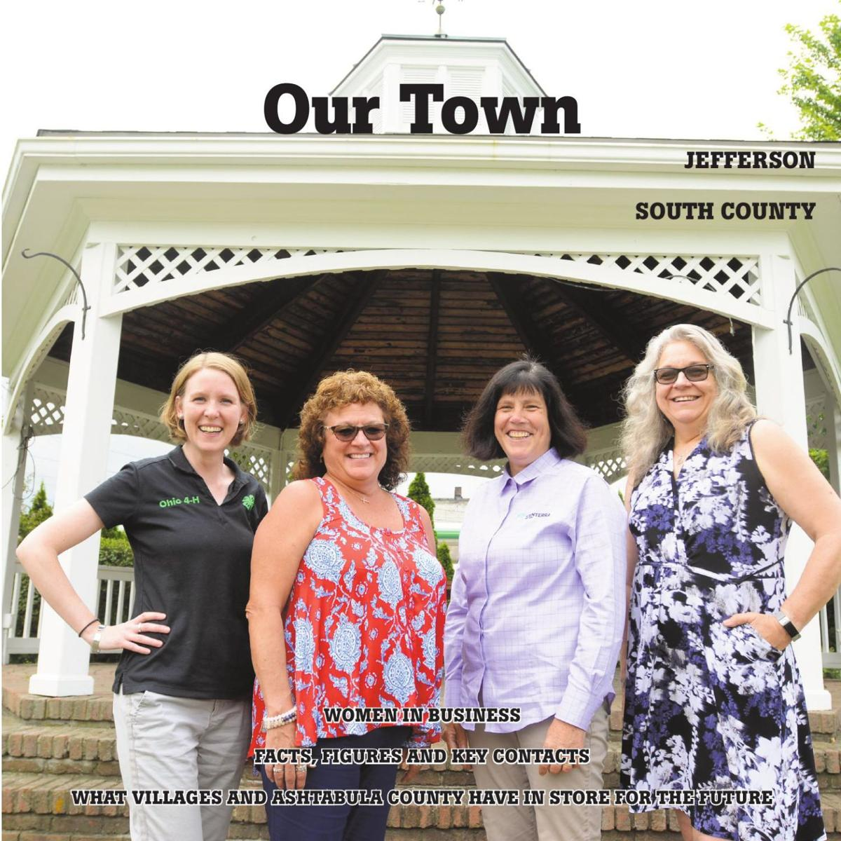 OUR TOWN - JEFFERSON