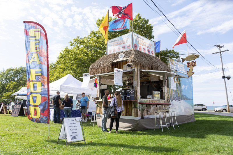 Perch and Pilsner Festival brings music, drinkand fish to Conneaut