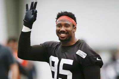 Browns close to huge contract extension with Myles Garrett