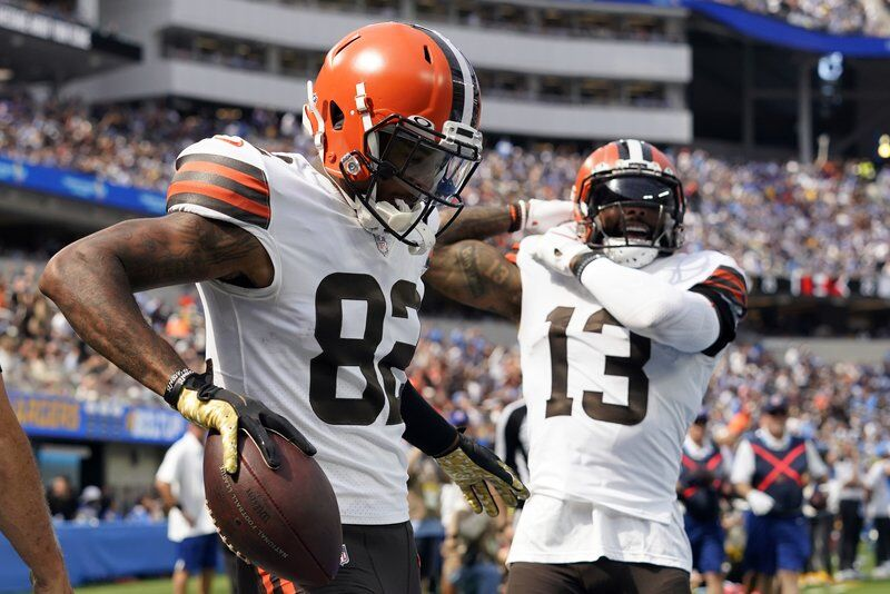 Out of touch: OBJ not getting ball enough so far for Browns
