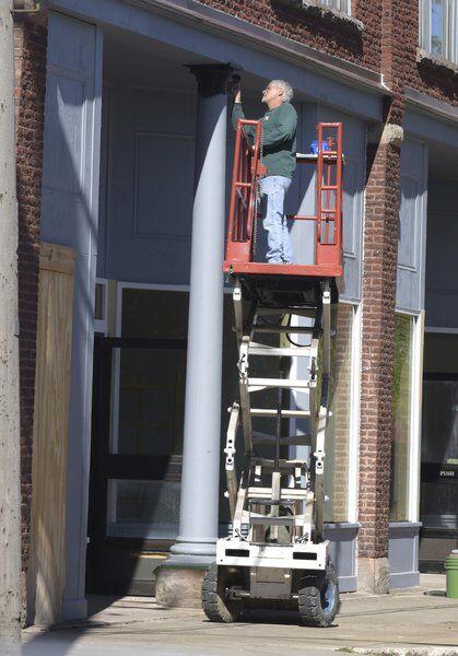 Conneaut buildingrevitalization project underway