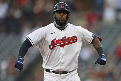 Reyes homers twice as Indians hand slumping Twins 7-4 loss