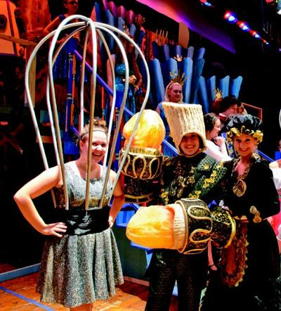 Lumiere And Babette Costumes