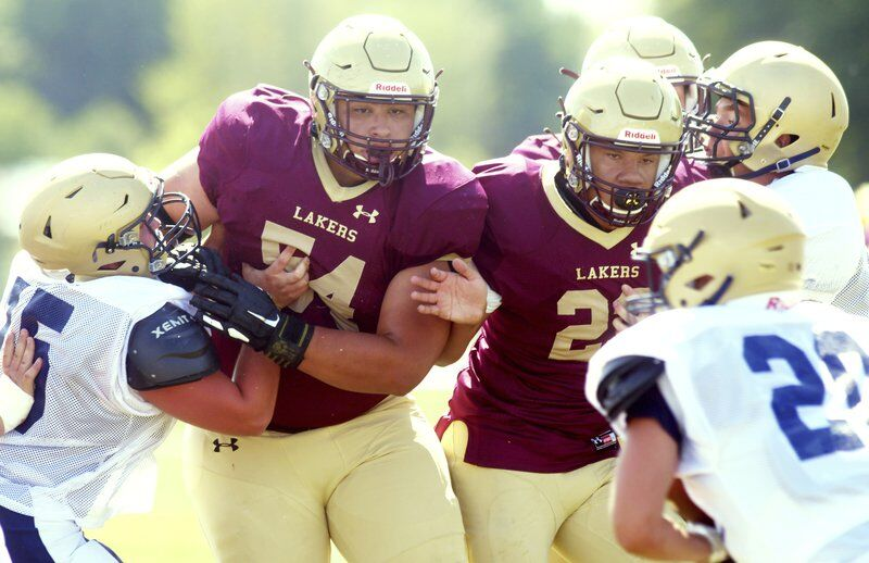 Heralds look to tackle big Lakers in battle of unbeatens
