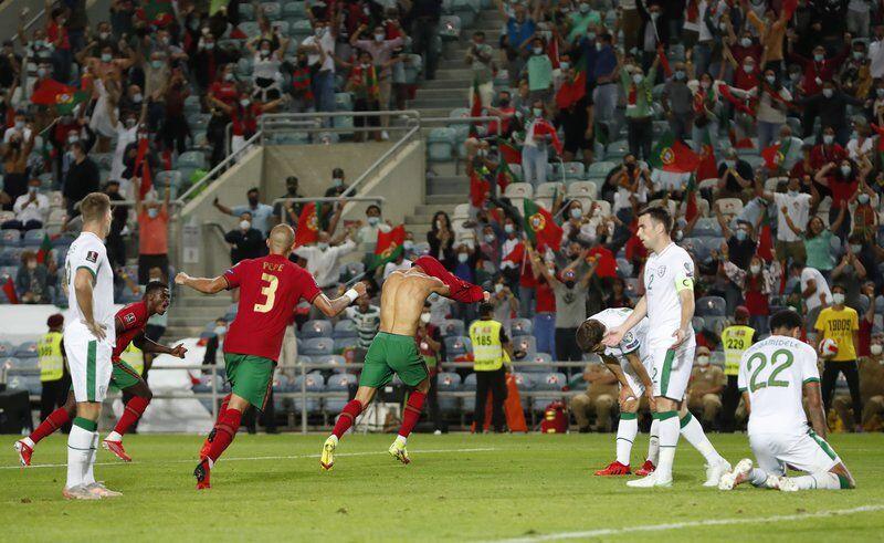 Ronaldo becomes highest scoring man in international soccer
