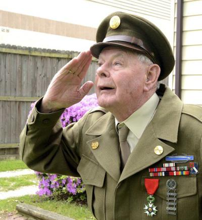 World War II vet survived the Battle of the Bulge