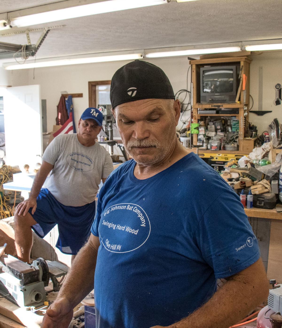 Kentucky bat maker