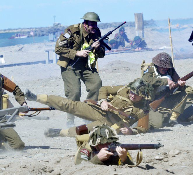 Thousands watch history unfold at D-Day Conneaut | Local