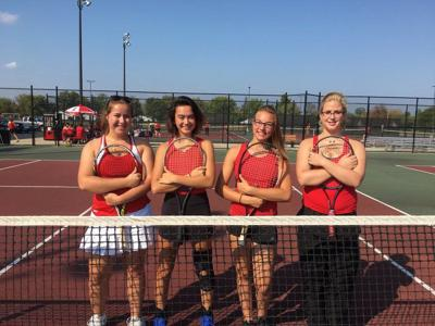 White Tier girls tennis championship back at Jefferson
