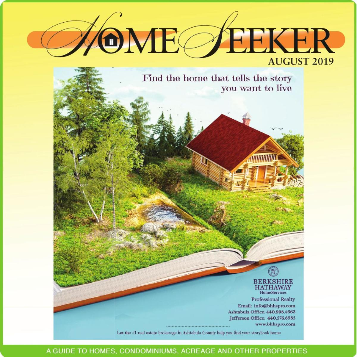 HOMESEEKER - AUGUST 2019